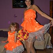 Одежда ручной работы. Ярмарка Мастеров - ручная работа Одинаковая одежда для всей семьи. Handmade.