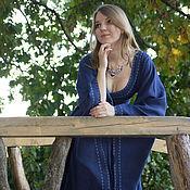 Одежда ручной работы. Ярмарка Мастеров - ручная работа Эльфийское платье мод.7. Handmade.
