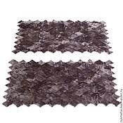 Для дома и интерьера ручной работы. Ярмарка Мастеров - ручная работа Прикроватные коврики из овчины (код: 706). Handmade.