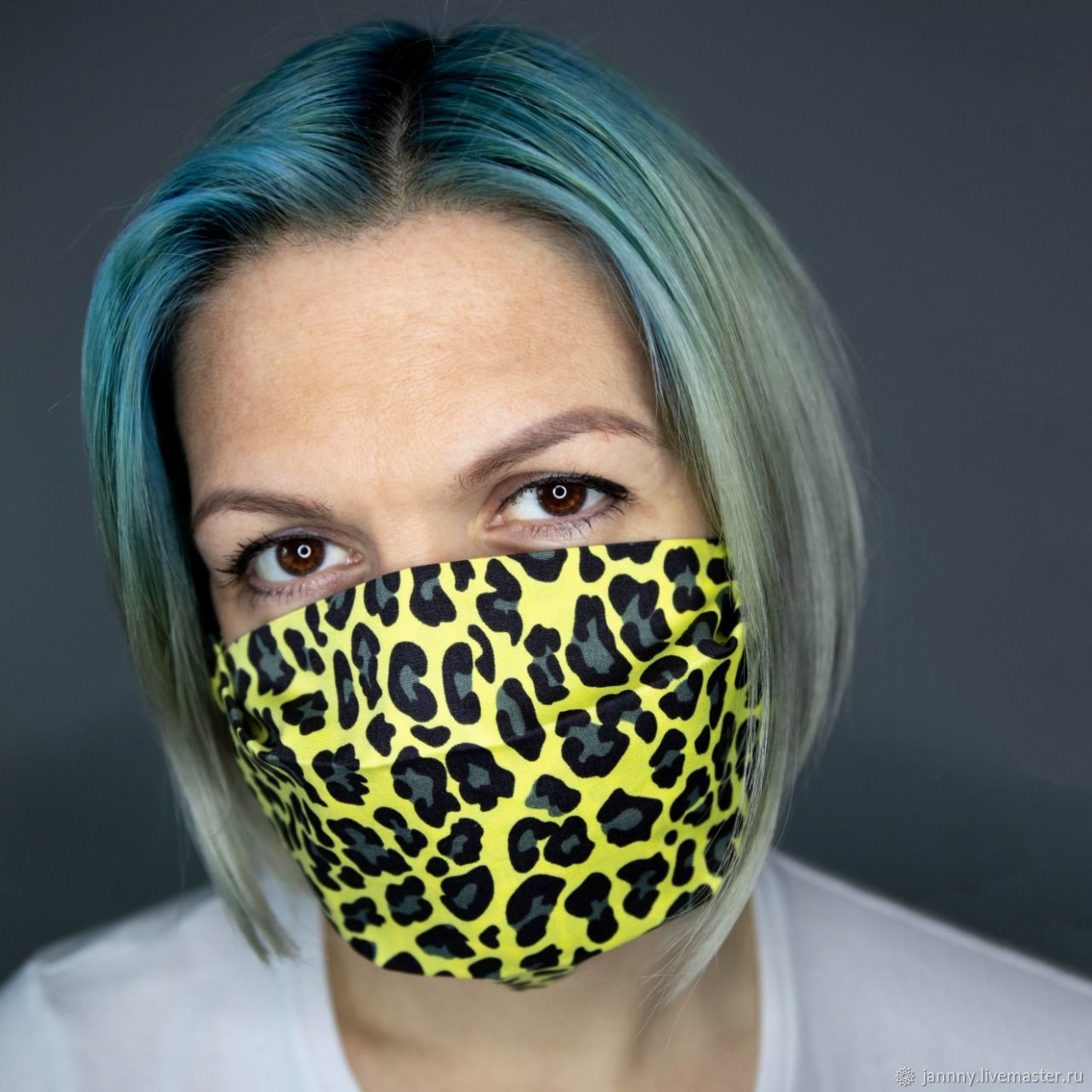 Mask 'Leopard', Protective masks, Moscow,  Фото №1
