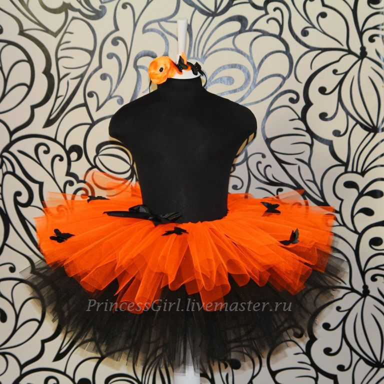 Lush skirt 'Butterflies' with rim, Skirts, Moscow,  Фото №1
