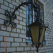 Для дома и интерьера ручной работы. Ярмарка Мастеров - ручная работа Фонарь уличный. Handmade.