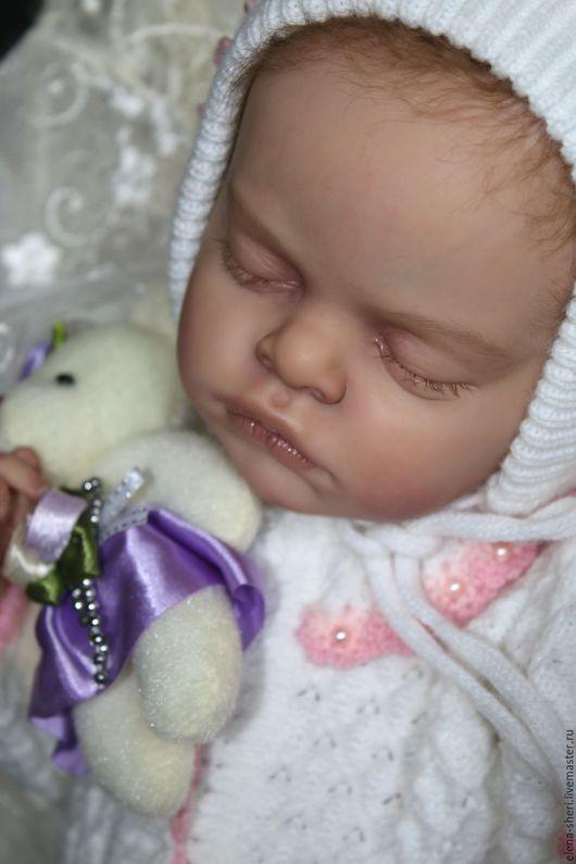 Куклы-младенцы и reborn ручной работы. Ярмарка Мастеров - ручная работа. Купить Сосо-2. Handmade. Разноцветный, Виниловая заготовка