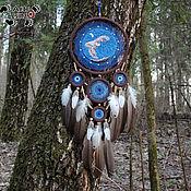 Фен-шуй и эзотерика handmade. Livemaster - original item Totem Dreamcatcher
