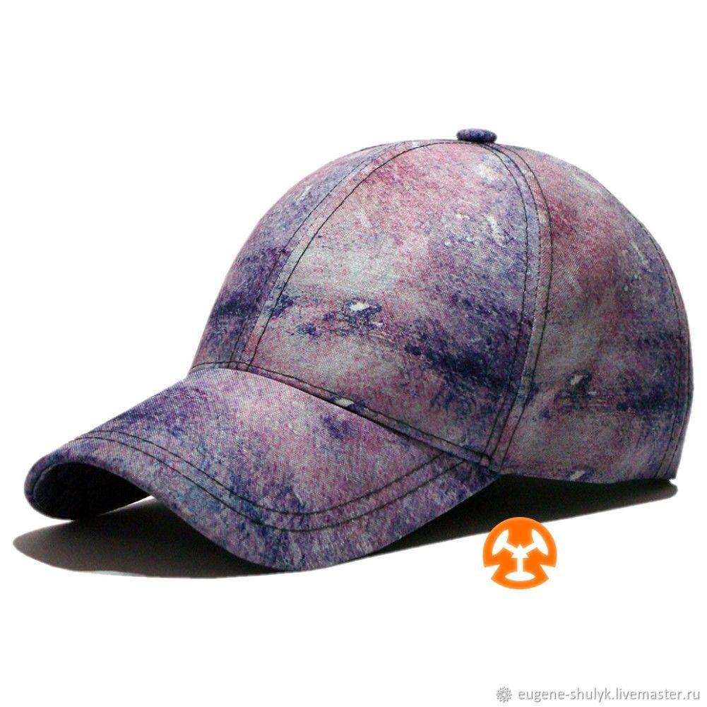 Full print jeans baseball cap, Baseball caps, Moscow,  Фото №1