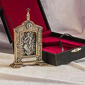 """Картины и панно handmade. Livemaster - original item Icon """"Christ Pantocrator"""" (large). Handmade."""