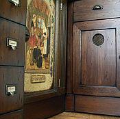 Для дома и интерьера ручной работы. Ярмарка Мастеров - ручная работа Кухня из дерева Кухня ручной работы под старину. Handmade.