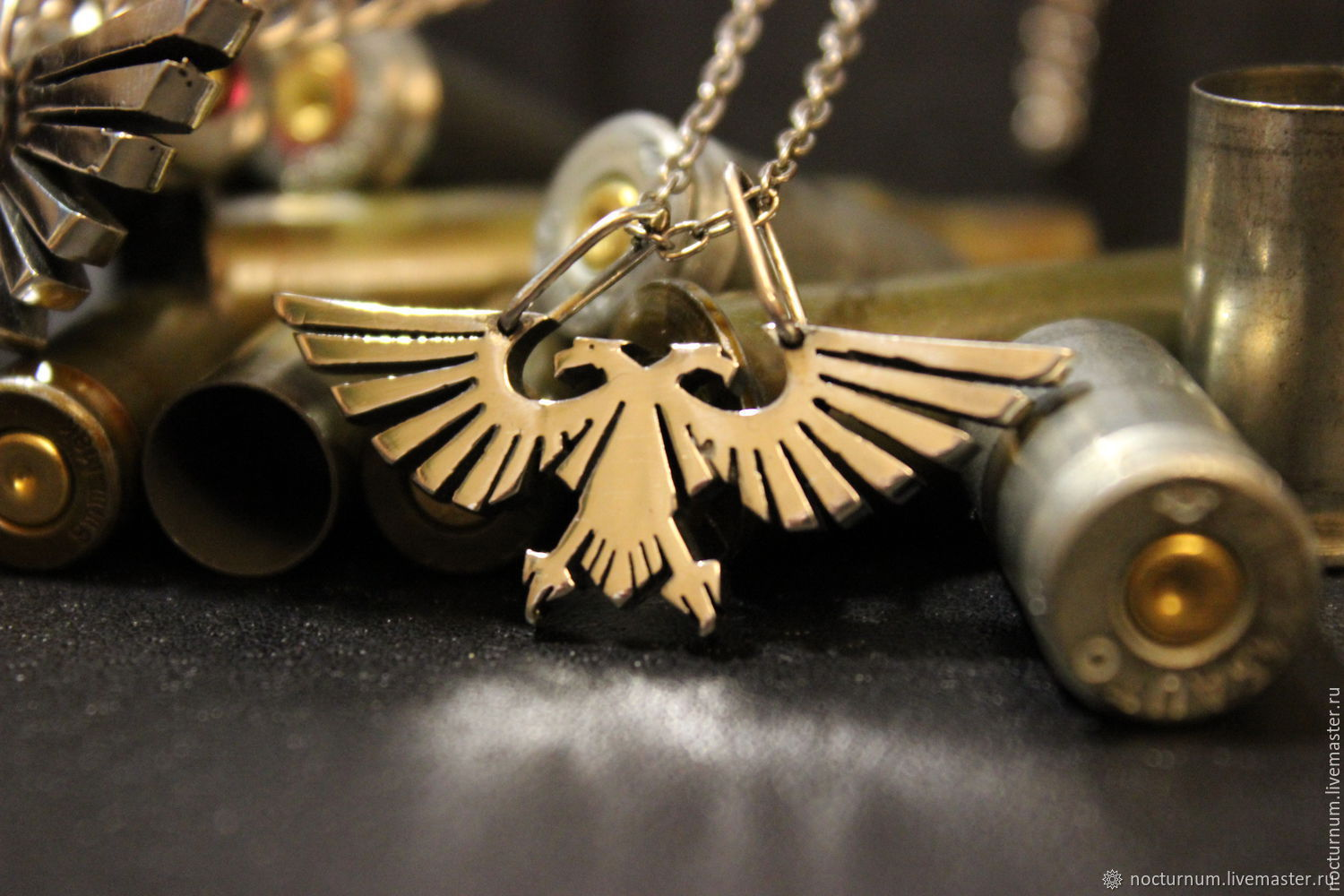 Aquila (Sign the Empium of Mankind), Pendants, Moscow,  Фото №1