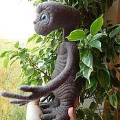 Куклы и игрушки ручной работы. Ярмарка Мастеров - ручная работа Инопланетянин. Handmade.