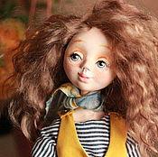 Куклы и игрушки ручной работы. Ярмарка Мастеров - ручная работа Динка. Handmade.
