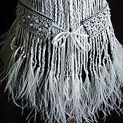 Одежда ручной работы. Ярмарка Мастеров - ручная работа Топ «Нимфа». Handmade.