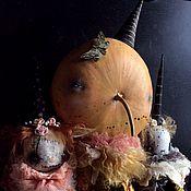 Куклы и игрушки ручной работы. Ярмарка Мастеров - ручная работа Тыквенные Сумерки. Handmade.