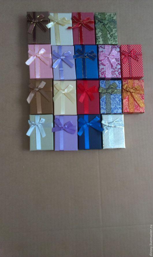 Упаковка ручной работы. Ярмарка Мастеров - ручная работа. Купить Подарочная упаковка для брошей, кулонов, комплектов, сережек, колец. Handmade.