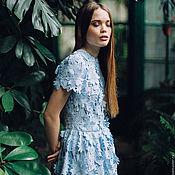 Одежда ручной работы. Ярмарка Мастеров - ручная работа Платье FW16. Handmade.