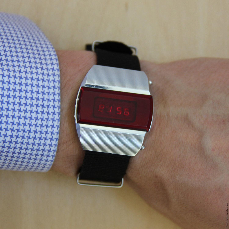 4e89d2fb Винтаж: Часы Электроника-1 Б6.03 СССР электронные 1983 год – купить ...