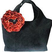 Сумки и аксессуары handmade. Livemaster - original item Bag and brooch