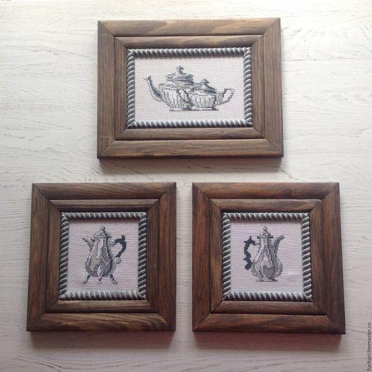 Набор картин `Столовое серебро`