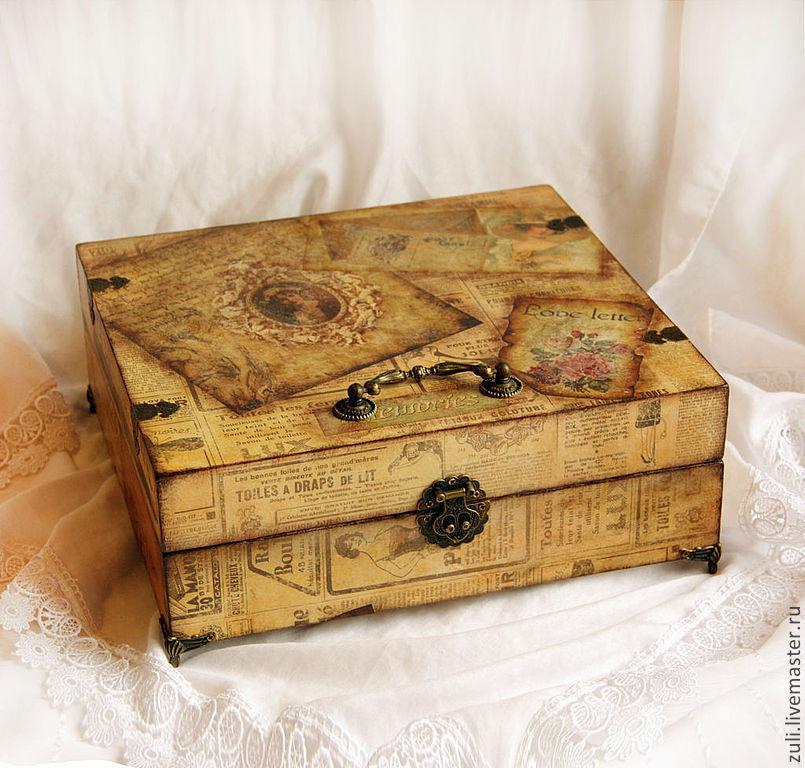 Big box 'Storage of memories', Box, Podolsk, Фото №1
