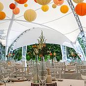 Свадебный салон ручной работы. Ярмарка Мастеров - ручная работа Свадьба в шатре. Handmade.