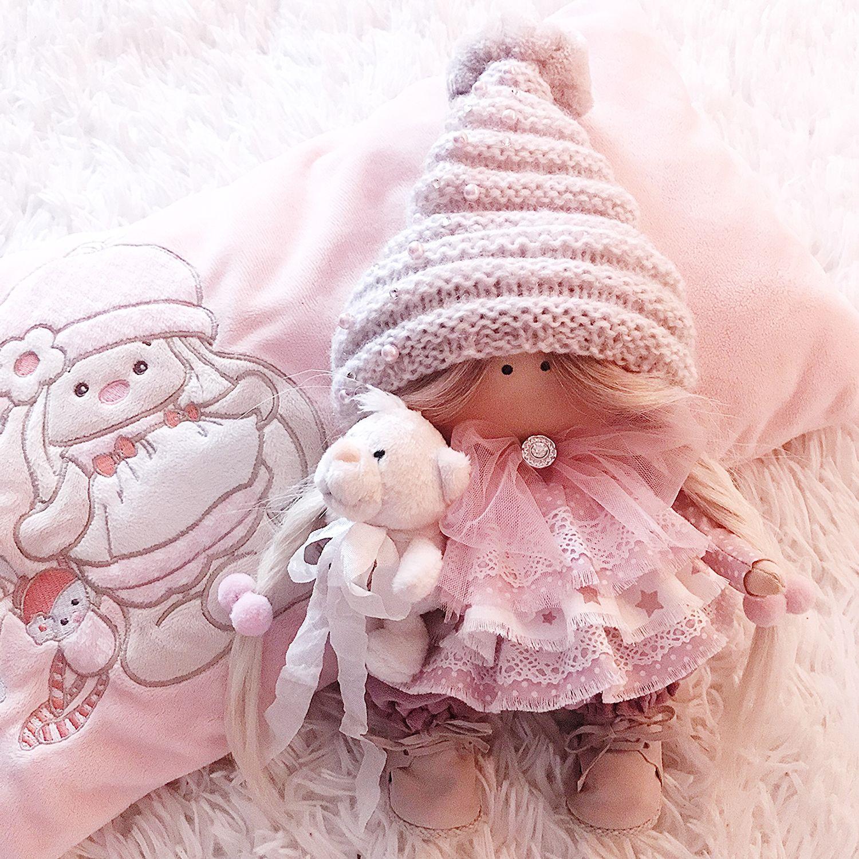 Интерьерная кукла, Тыквоголовка, Санкт-Петербург,  Фото №1
