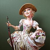 Куклы и игрушки ручной работы. Ярмарка Мастеров - ручная работа Пастораль. Handmade.