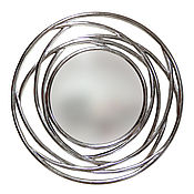 Для дома и интерьера ручной работы. Ярмарка Мастеров - ручная работа Зеркало круглое Galaxy. Handmade.