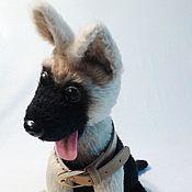 Куклы и игрушки handmade. Livemaster - original item Soft toys: Shepherd. Handmade.