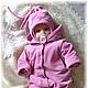 """Для новорожденных, ручной работы. Комплект одежды """"Звёздочка моя ясная"""". Марина (Первые одёжки) (marimay-child). Ярмарка Мастеров."""