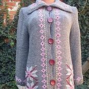 """Одежда ручной работы. Ярмарка Мастеров - ручная работа Пальто """"Любимое"""". Handmade."""