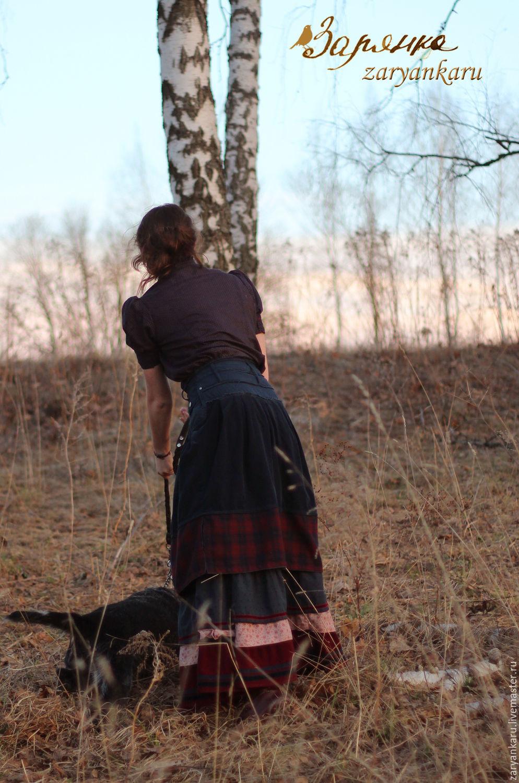 Фото охота на юбки