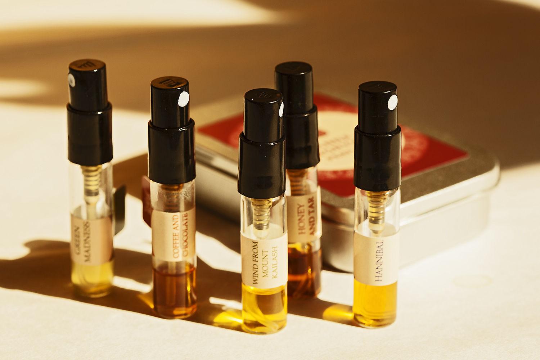Пробники парфюма картинки
