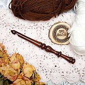 Материалы для творчества handmade. Livemaster - original item Crochet hook 10#66. Handmade.