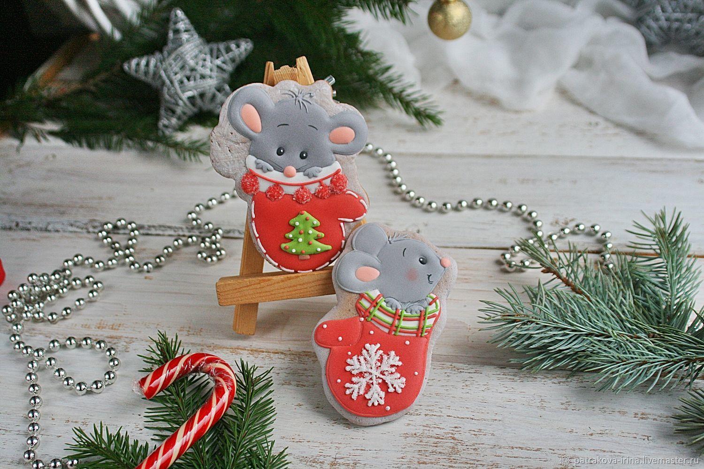 Мышки в рукавичке, Пряники, Москва,  Фото №1