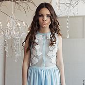 Одежда ручной работы. Ярмарка Мастеров - ручная работа Платье SS15. Handmade.