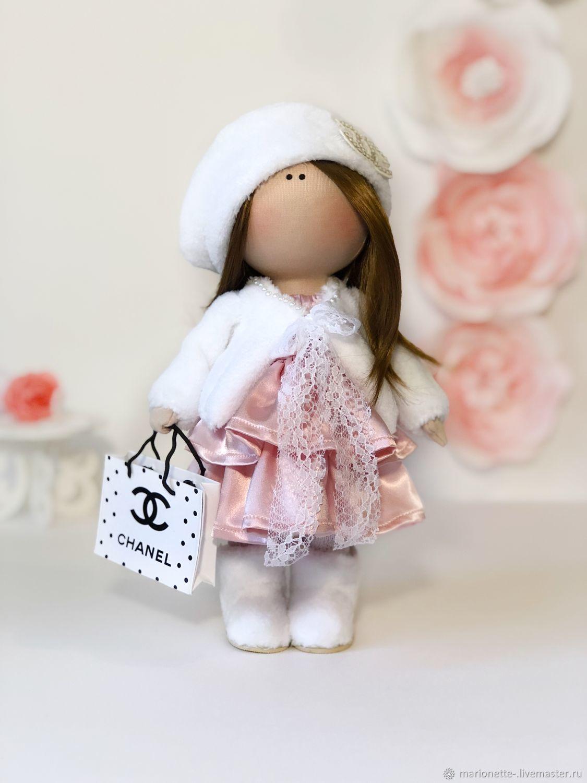Интерьерная кукла Ручная работа, Куклы и пупсы, Тюмень,  Фото №1