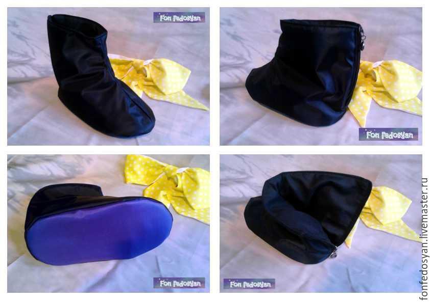 Обувь для загипсованной ноги