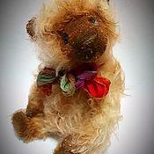 Куклы и игрушки ручной работы. Ярмарка Мастеров - ручная работа Мишка Елочка. Handmade.