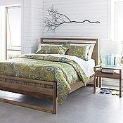 Для дома и интерьера ручной работы. Ярмарка Мастеров - ручная работа Коллекция №6 кровать из массива дуба или ясеня. Handmade.