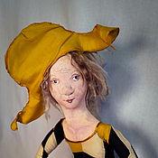 """Куклы и игрушки ручной работы. Ярмарка Мастеров - ручная работа Кукла интерьерная """"После аплодисментов"""" (Арлекин). Handmade."""