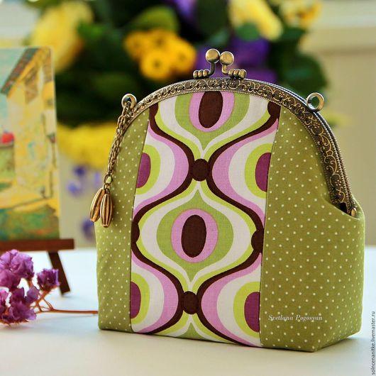 Косметички, сумочки от мастерской Солнце на нитке (Светлана Погосян)