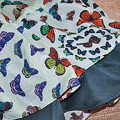 Одежда handmade. Livemaster - original item Double skirt