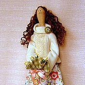 """Куклы и игрушки ручной работы. Ярмарка Мастеров - ручная работа Кукла-Тильда """"Подарочная"""". Handmade."""