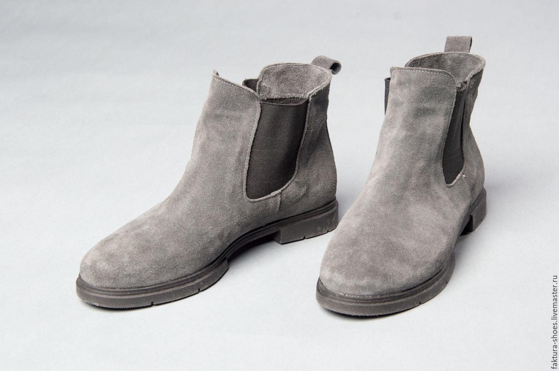 женские челси обувь фото