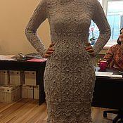 """Одежда ручной работы. Ярмарка Мастеров - ручная работа Платье """"Дымка"""". Handmade."""