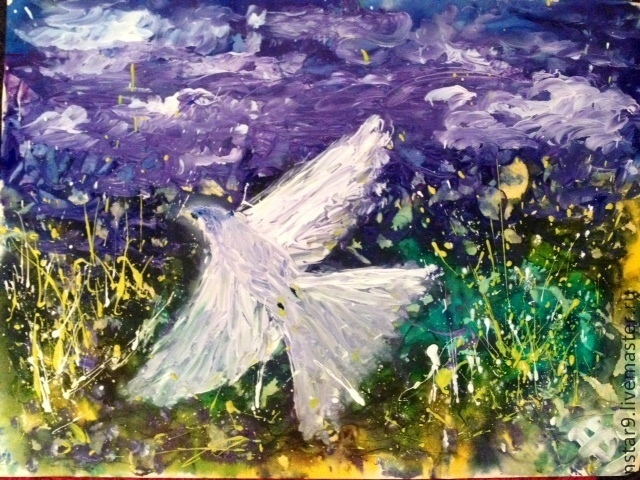 dove of peace+ gift from the author!, Pictures, Moscow,  Фото №1