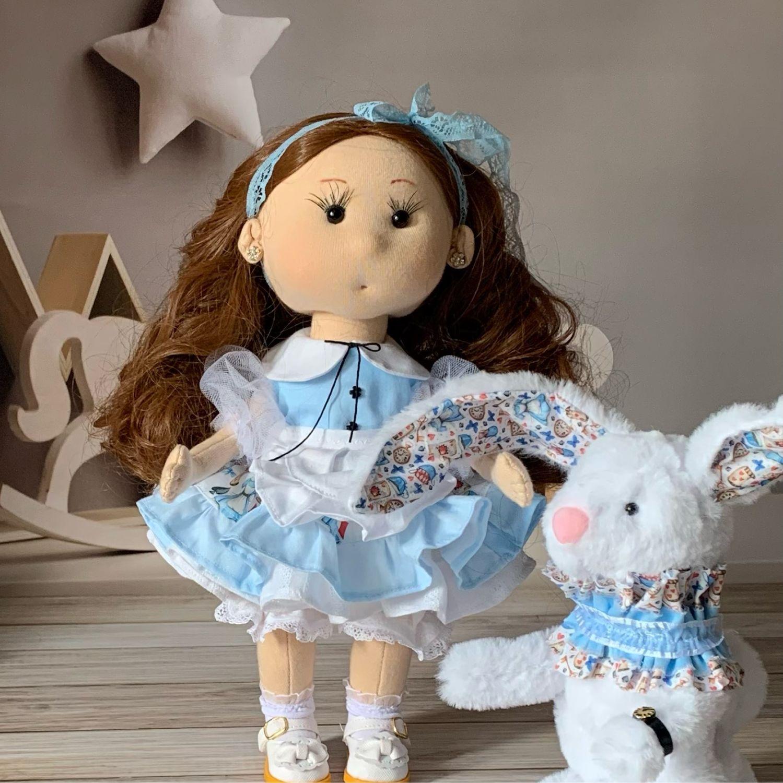 Кукла Щекастик Алиса, Одежда для кукол, Санкт-Петербург,  Фото №1