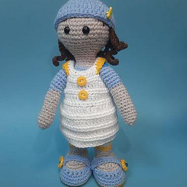 Куклы и игрушки ручной работы. Ярмарка Мастеров - ручная работа Игрушки:  кукла Хелен. Handmade.