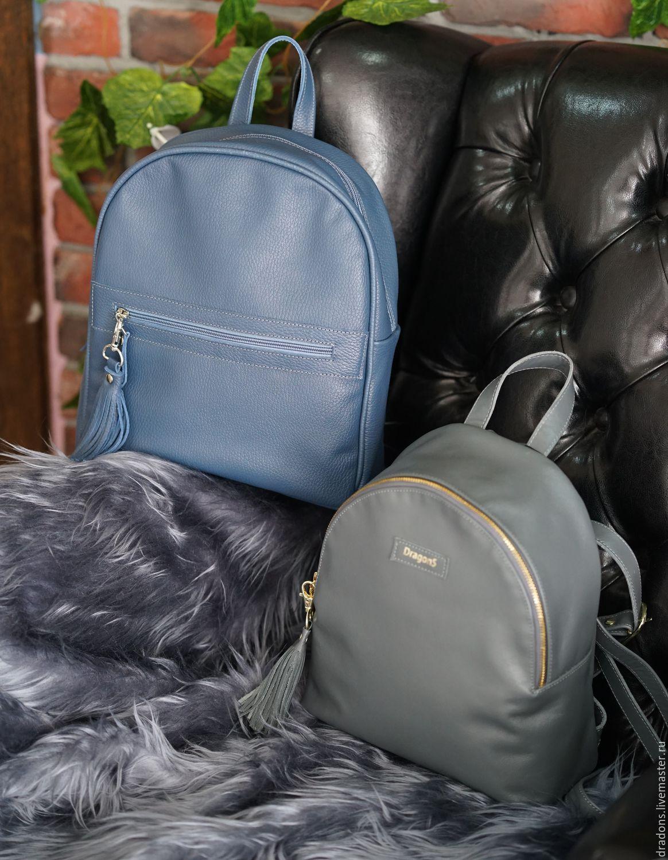 Как сделать кожаный рюкзак своими руками 98
