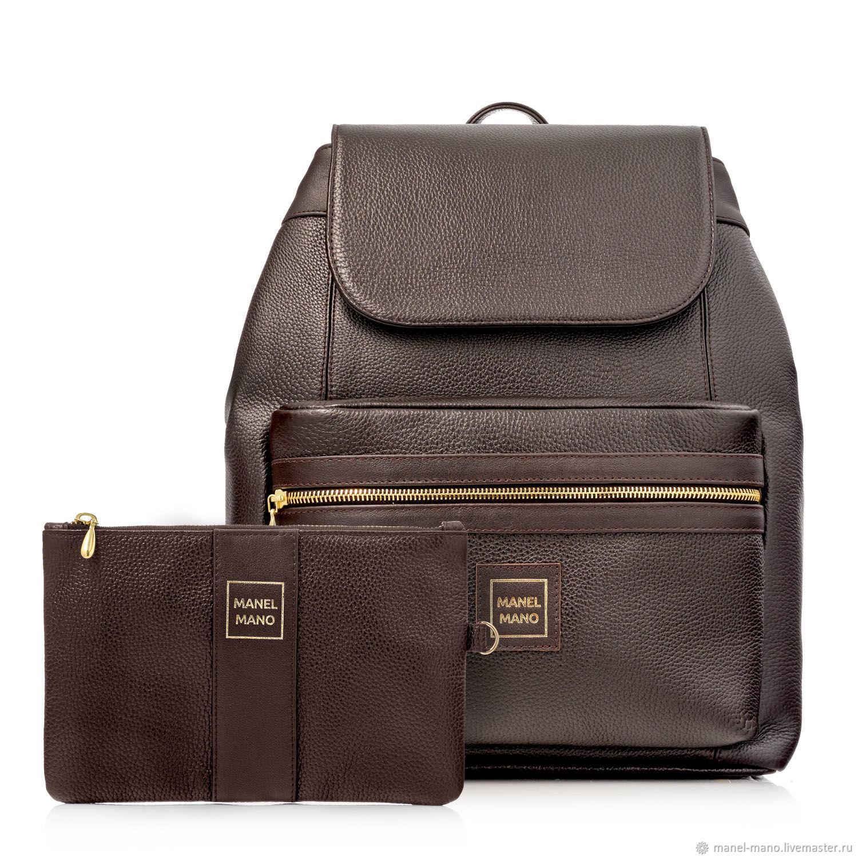 Рюкзак REFLECT коричневый BROWN / GOLD, Рюкзаки, Санкт-Петербург,  Фото №1