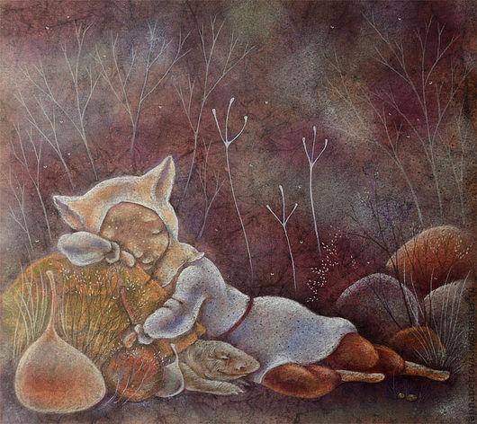 Сказочная картина Анны Петровой